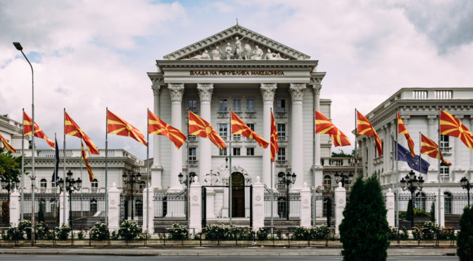 Macedonia del norte