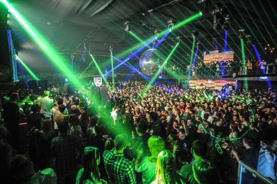 Nightlife Pristina nightclubs