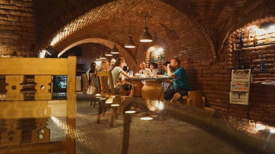 Nightlife Tbilisi Schuchmann Wine Bar
