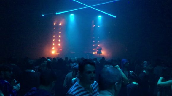 Nightlife Tbilisi Spacehall